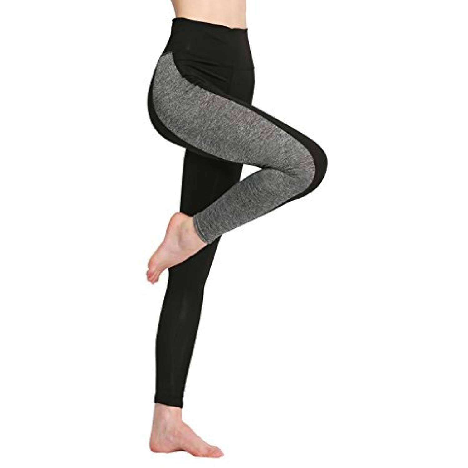b18afc4064025f DrKr Womens Yoga Pants Workout,High Waist Soft Running Fitness Stretch  Exercise Sports Athletic Gym Yoga Leggings for Women ** Check out this  great product.