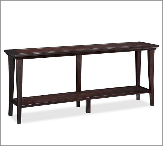 Metropolitan Long Console Table Console tables Consoles and Barn