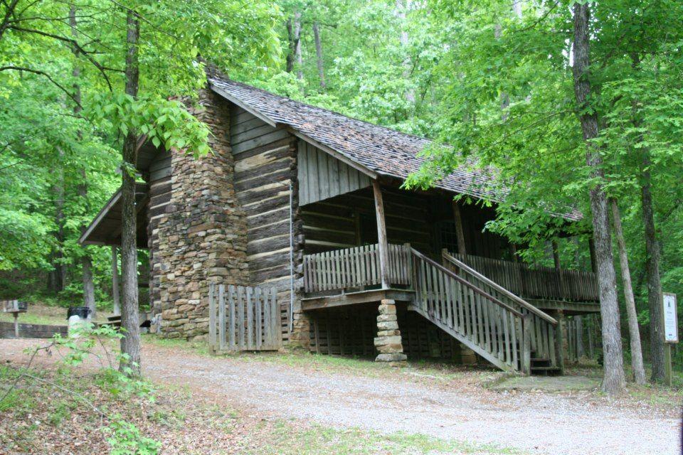 Merveilleux The Peel Cabin, Tannehill State Park, Alabama