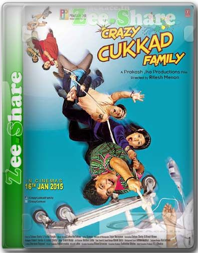 Crazy Cukkad Family Movie With English Subtitles Free Download