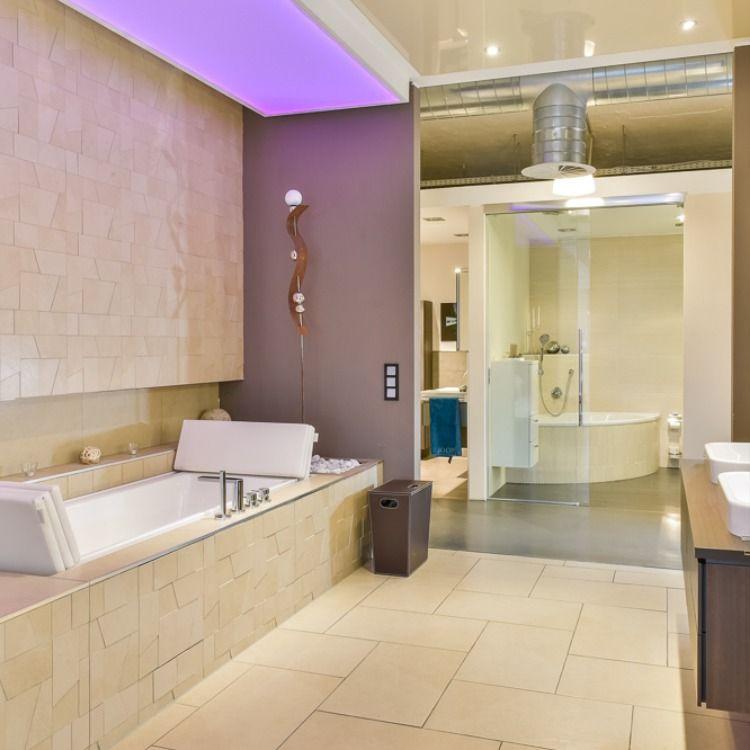 Sie suchen nach Inspiration für ein neues Badezimmer ...