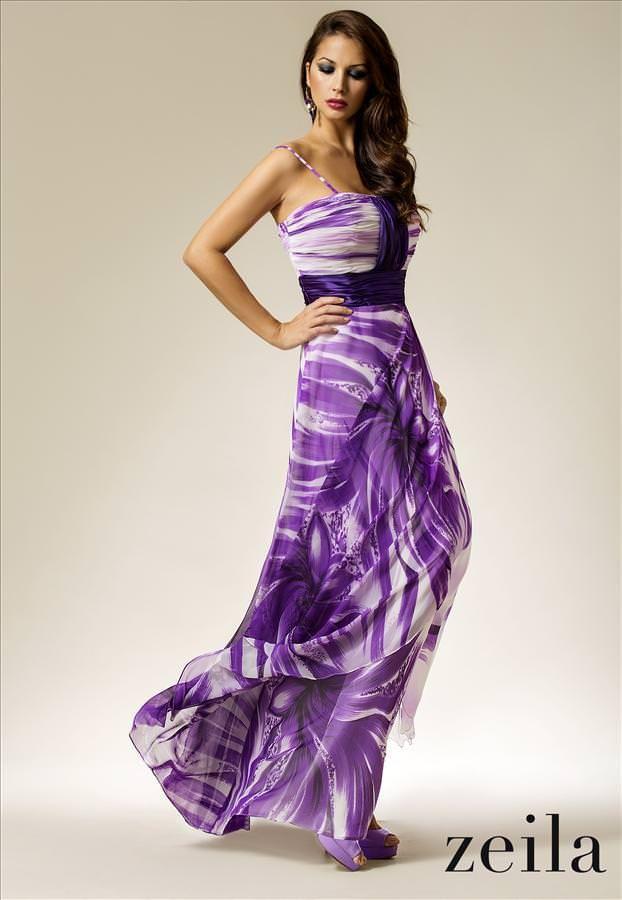 Hermosa Vestidos De Dama De Marfil Del Reino Unido Viñeta - Vestido ...