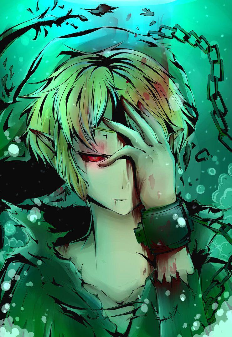 Ben Drowned... | Ben Drowned | Creepypasta, Creepypasta ...