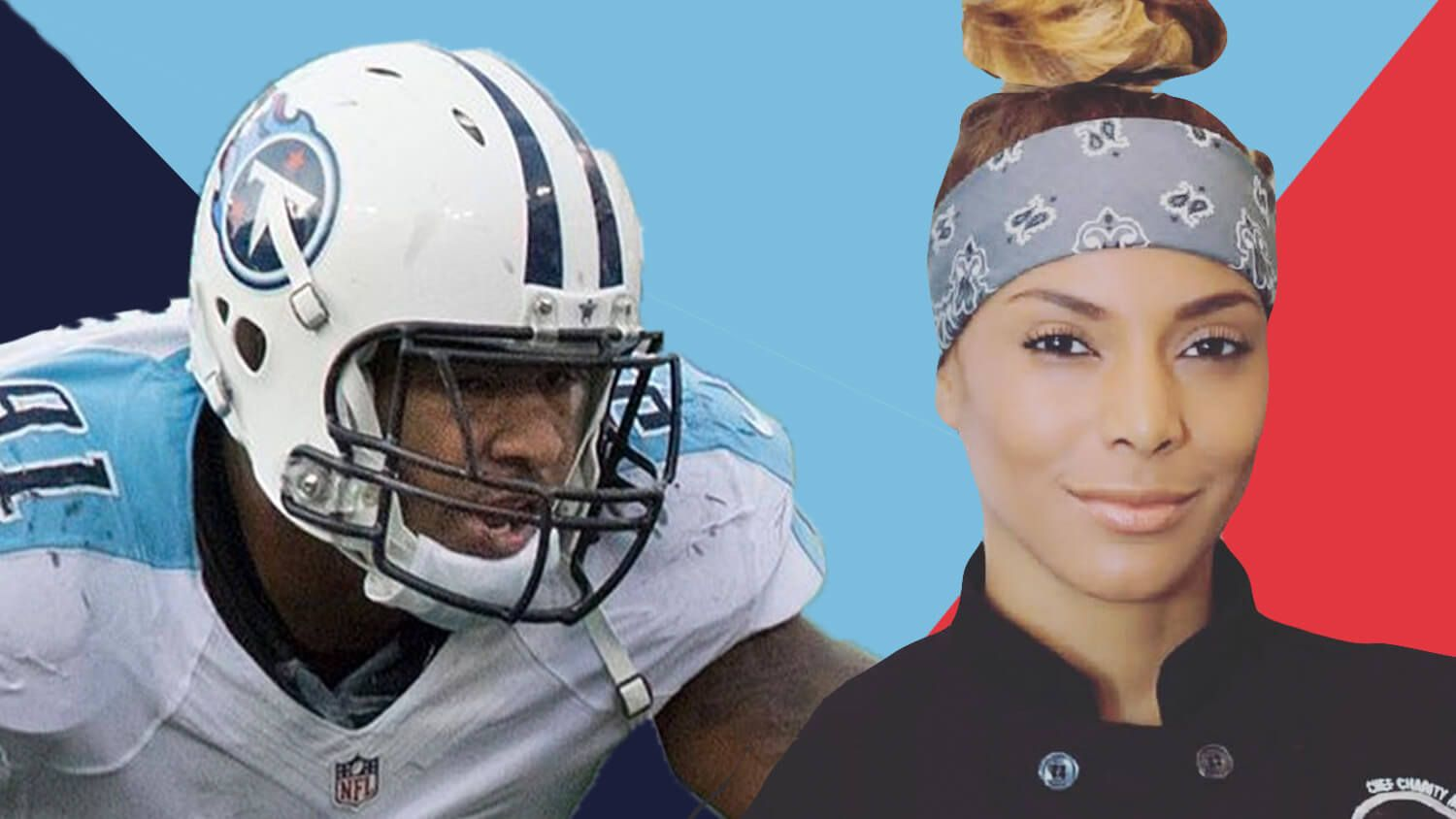 One female chef helps 15 nfl players adopt a vegan diet