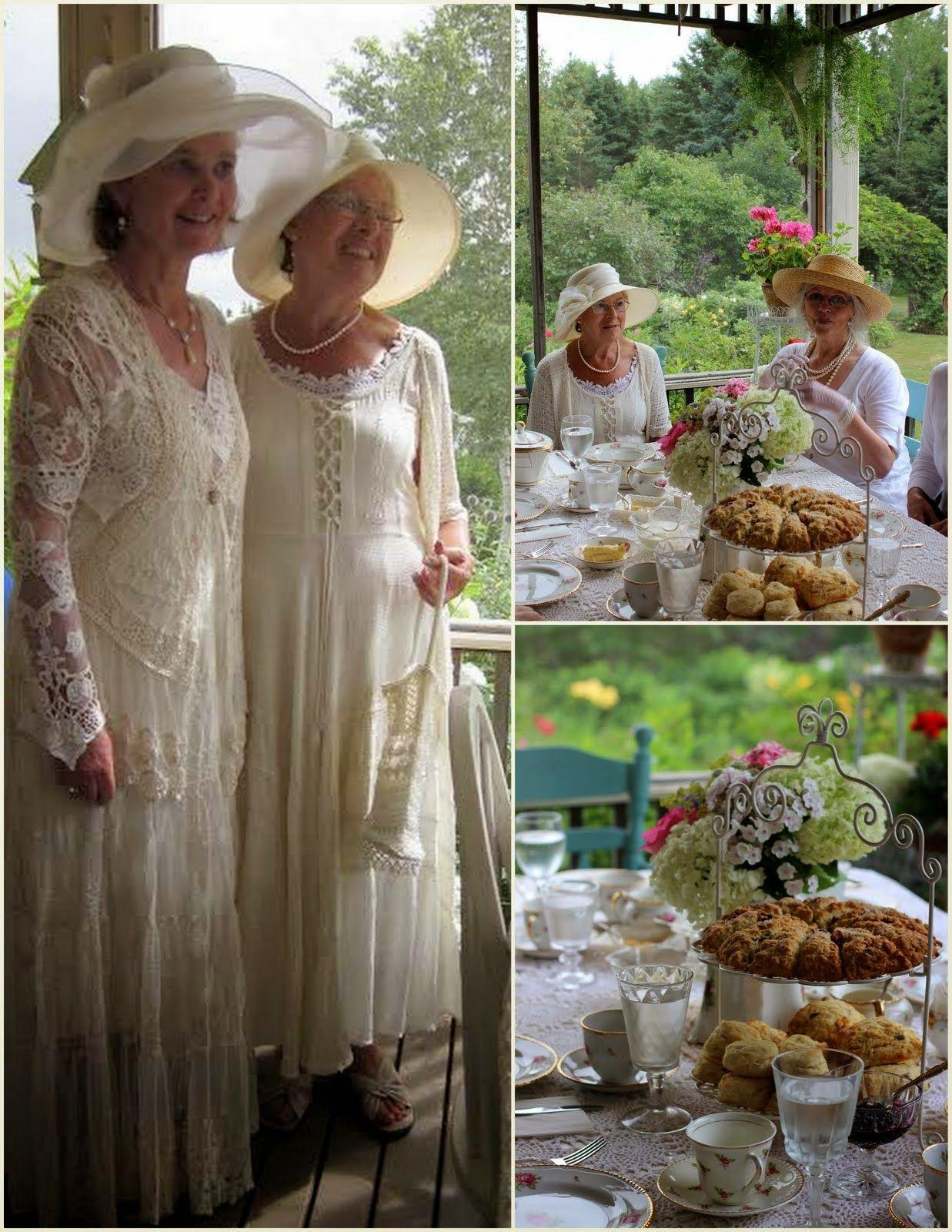 Aiken House Gardens Summer Garden Tea Victorian Tea Party Outdoor Tea Parties English Tea Party [ 1600 x 1237 Pixel ]
