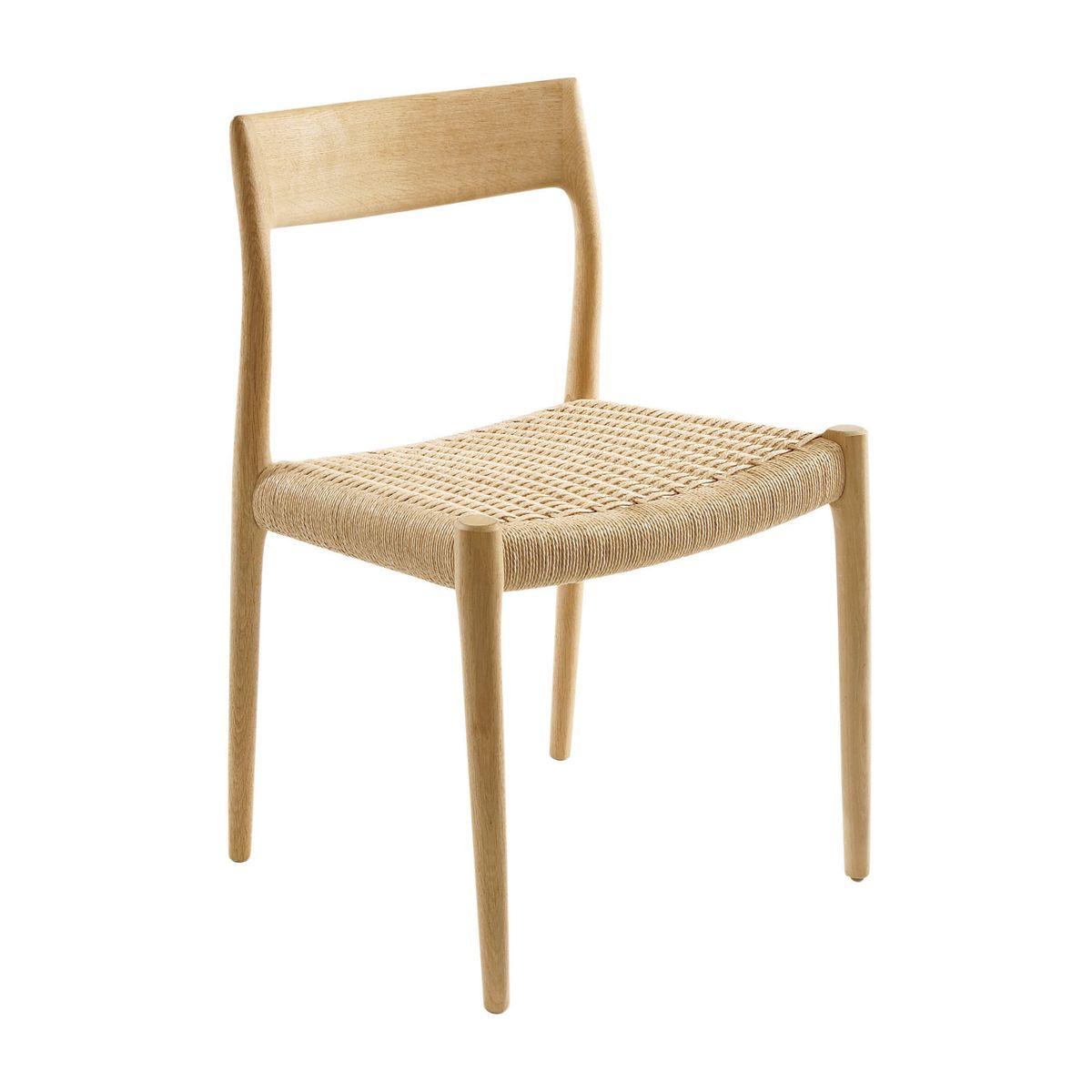N.O Moller   Chair #77