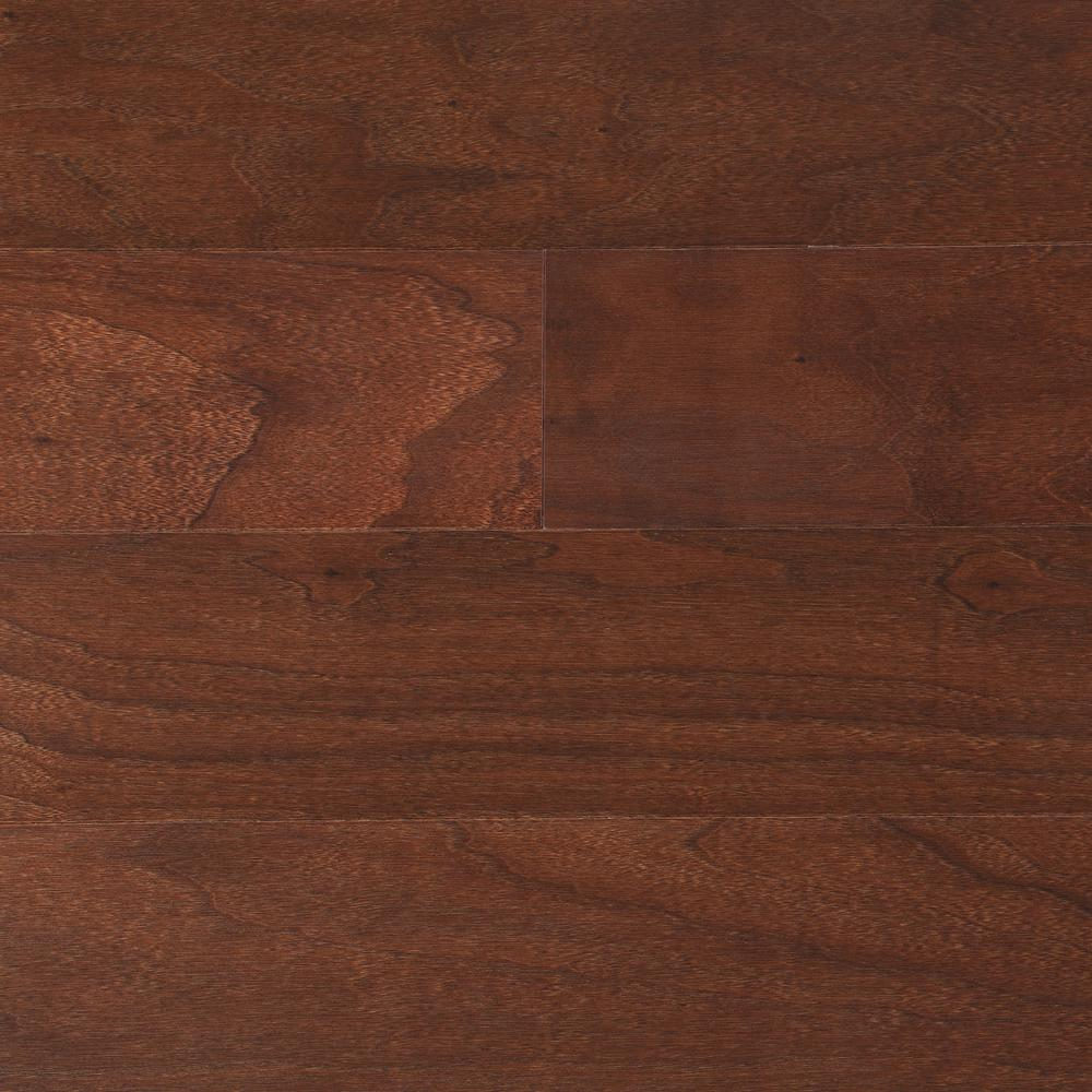 Bruce Proshield Elegant Forest Walnut 3 8 In Thick X 5 In Wide X Varying Length Engineered H Engineered Hardwood Flooring Hardwood Floors Engineered Hardwood
