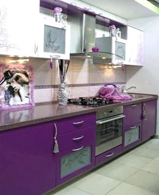Full Image For Purple Gloss Kitchen Cupboard Doors Light Cabinets