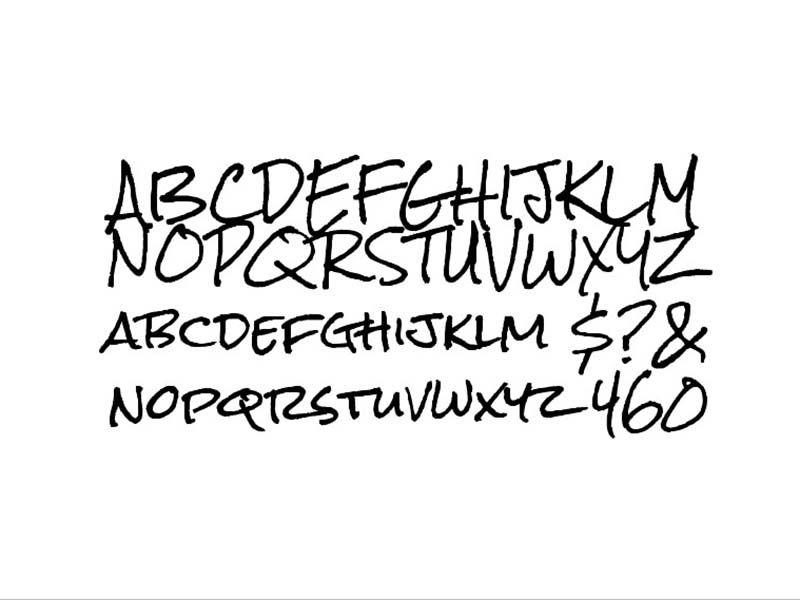 Rock Salt Font Family Free Download Fonts Empire Free Fonts