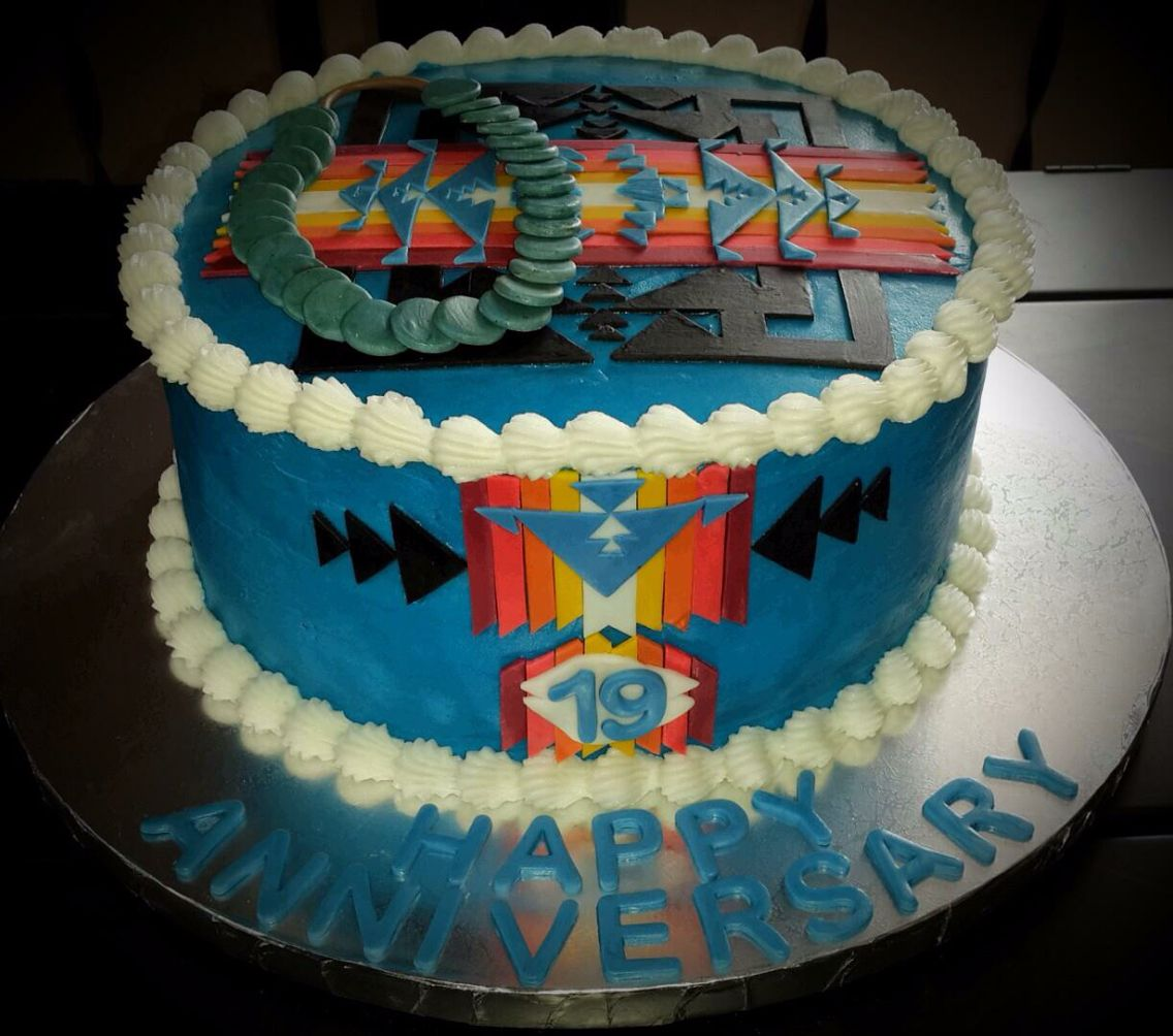 Native American cake | Native american cake, Bithday cake ...