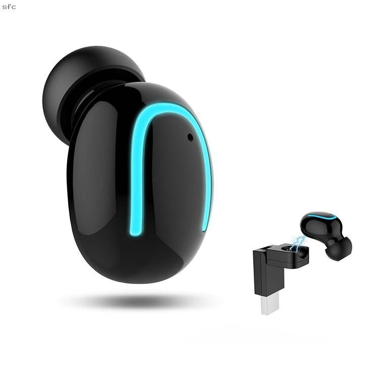 Black Friday Bluetooth Earbuds Headphones Wireless Headset Mini 4 1 Stereo Earphone Sport Headsets For All Devices Black 1 Pcs In 2020 Wireless Sport Earbuds Bluetooth Earbuds Wireless Headset