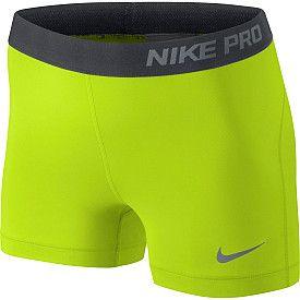 Nike Women's Pro 3-Inch Shorts - SportsAuthority.com