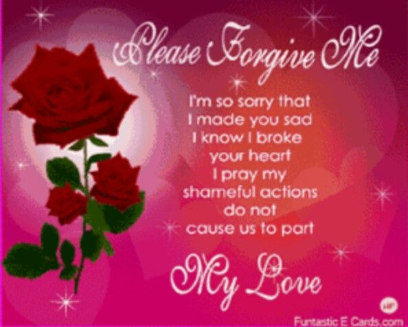 Please try to forgive me | <\3 | Pinterest | Personality types ...