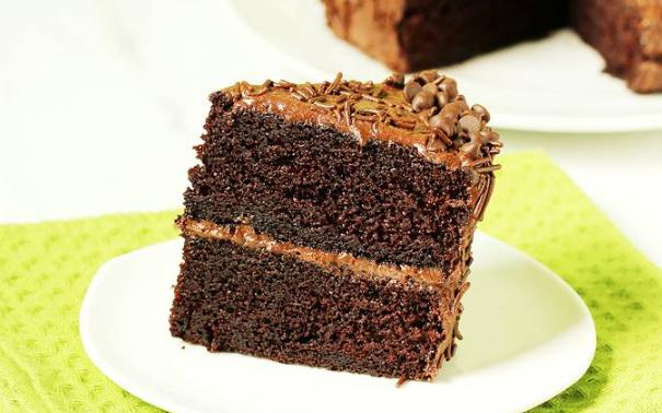 طريقة عمل كعكة الشوكولاتة وصفة سهلة Chocolate Cake Recipe Indian Chocolate Cake Recipe Cake Recipes