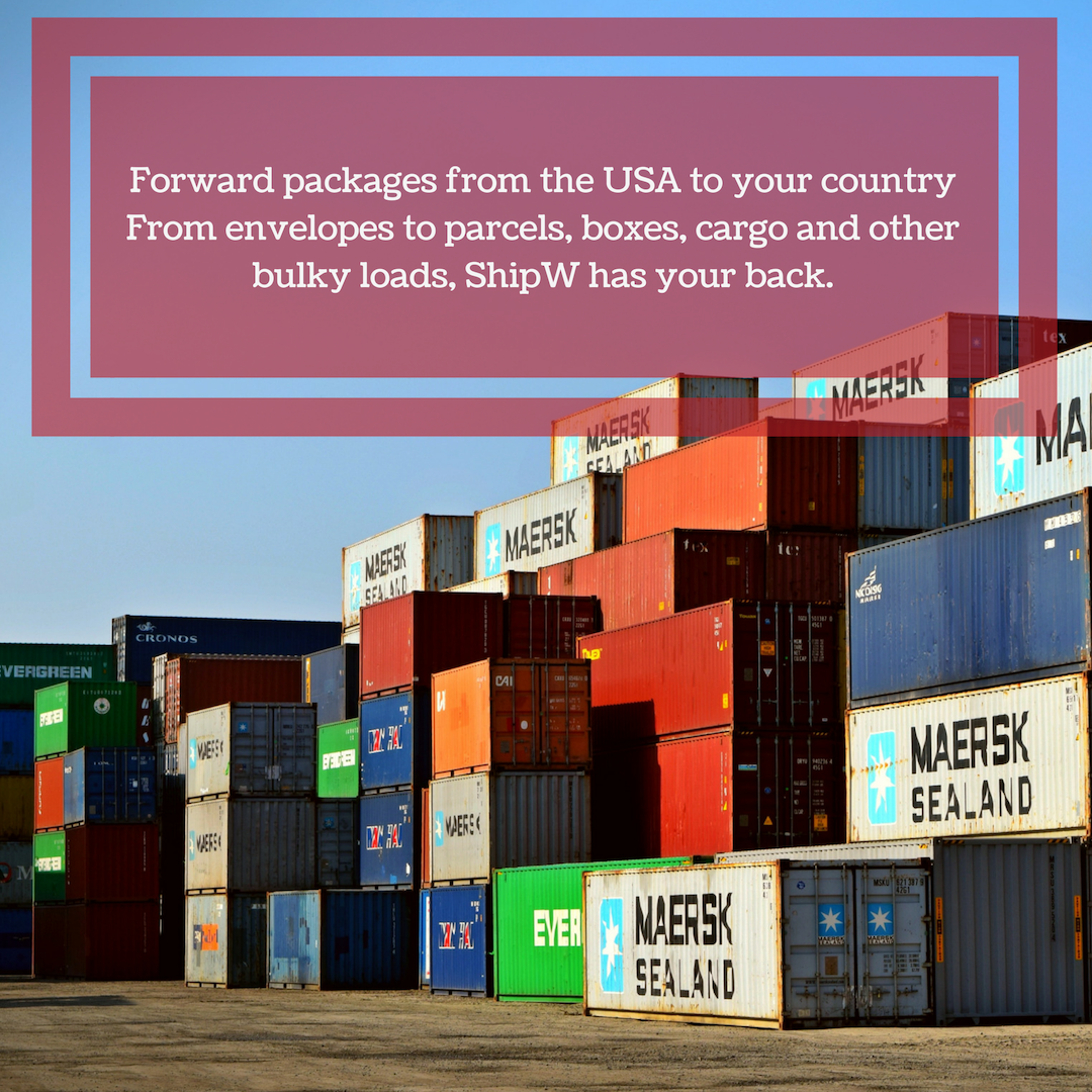We Provide Worldwide Freight Services Through Various Carriers