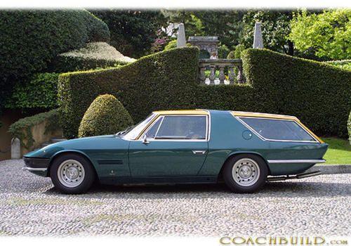Vignale Ferrari 330 GT Shooting Brake 1968