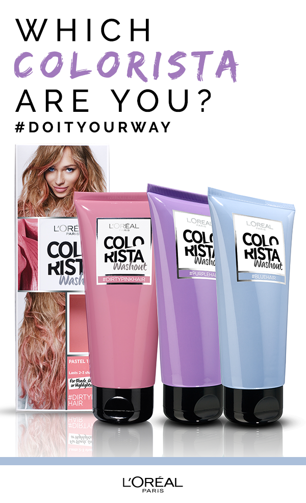 Dont Just Diy Do It Your Way With Colorista Washouta Semi