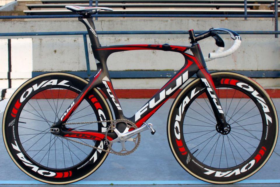 Fugi Elite Fuji Bikes Bike Track Bike