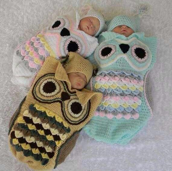 Saco de dormir baby | Fazendo Arte | Pinterest