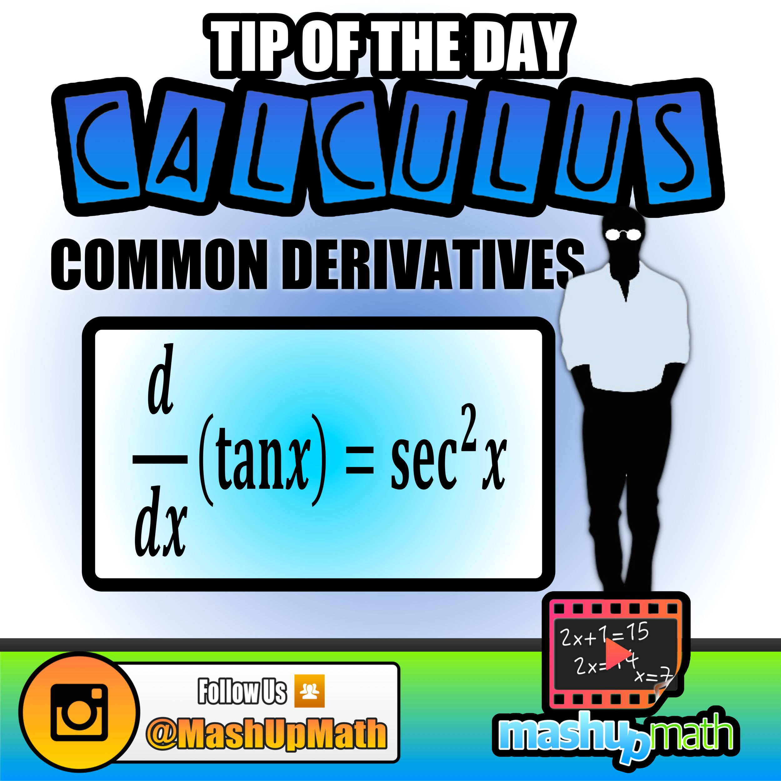 Follow Mashupmath On Instagram For Daily Math Tips