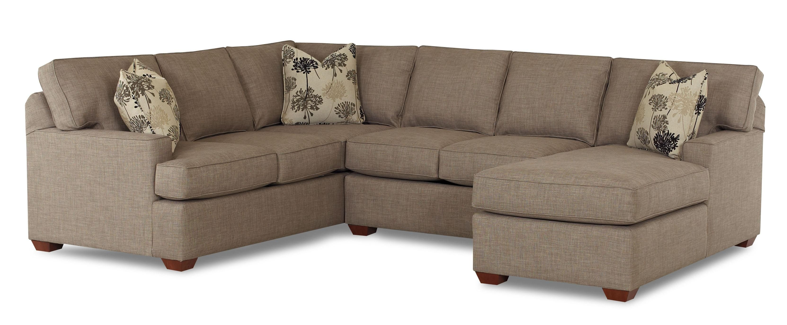 Pantego 3 Piece Sectional Sofa With Laf Chaise By