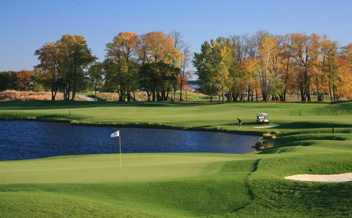 Tpc Twin Cities Minnesota Private Golf Club With Images Golf