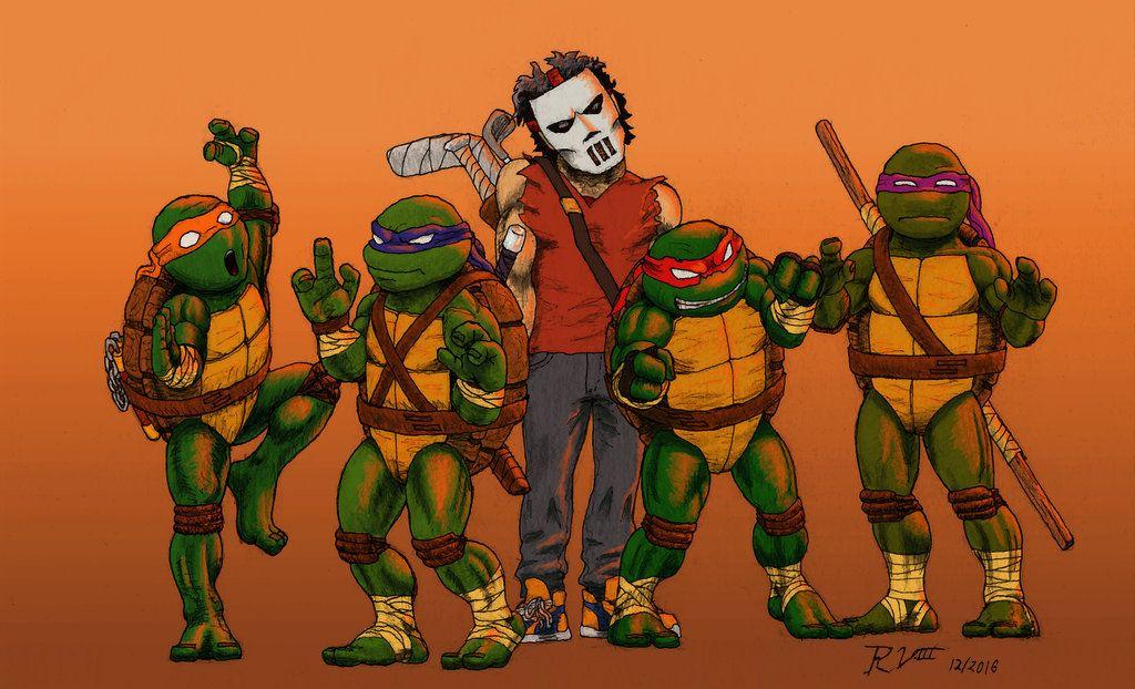 Tmnt Colors V2 By Astrophro Tmnt Tmnt Art Teenage Mutant Ninja Turtles