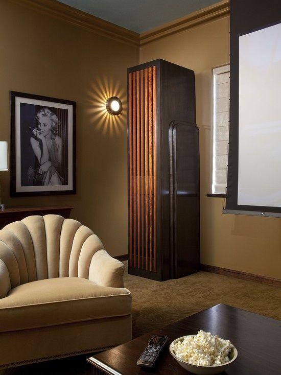 86 living room art deco style