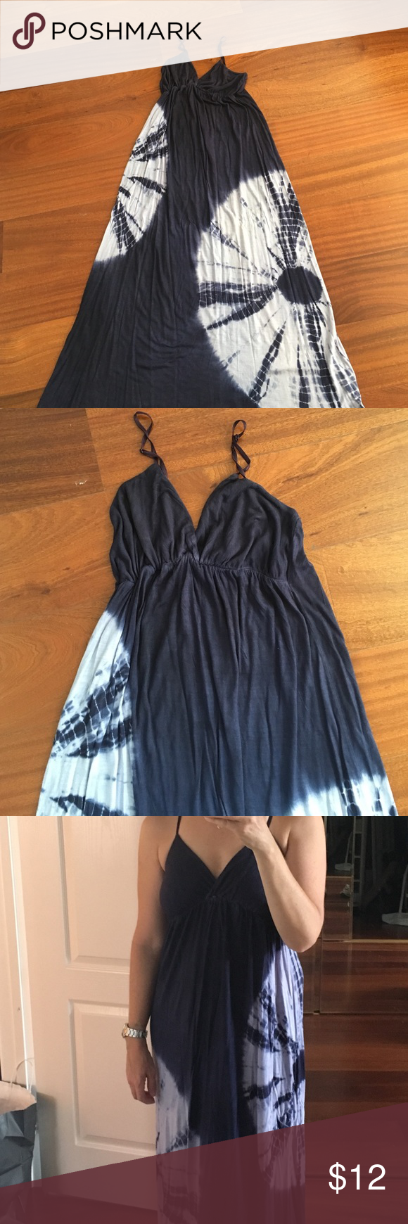 Tie dye long dress tie dying swimsuits and st dresses
