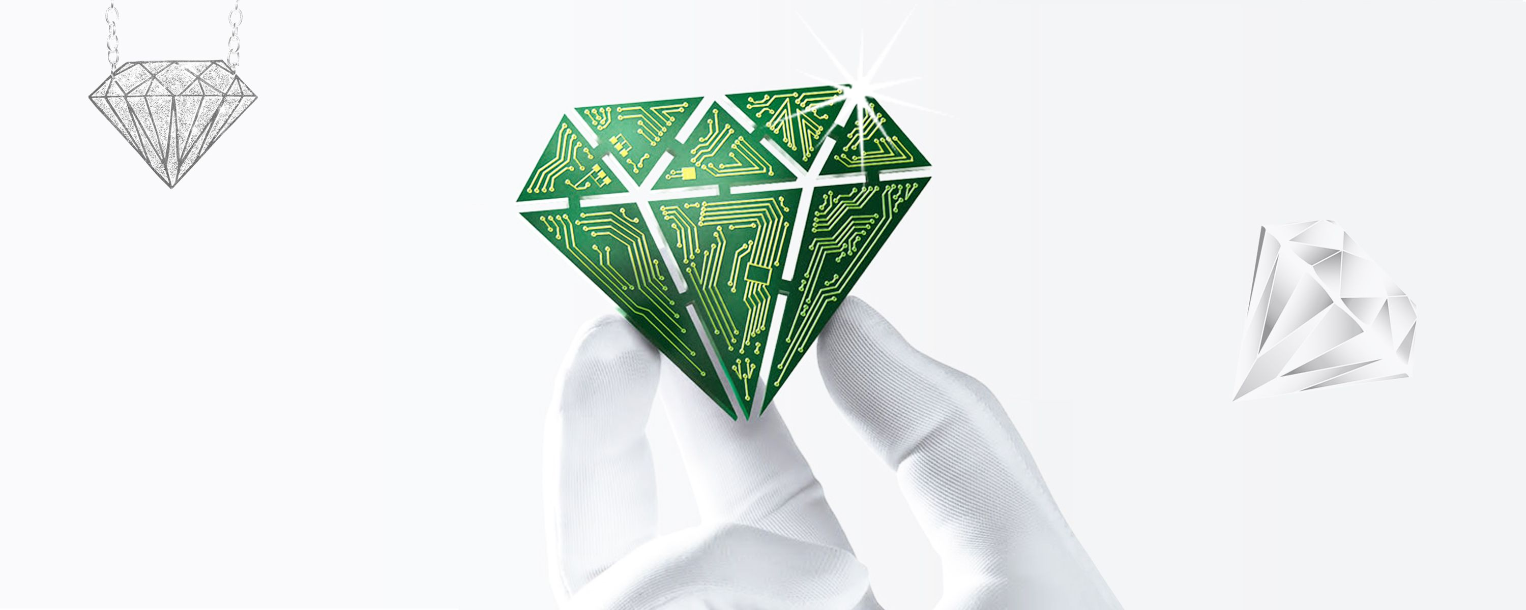 Diamond Pcb Design Printed Circuit Board Manufacturing Elecrow Boards Fabrication And Low Cost Services