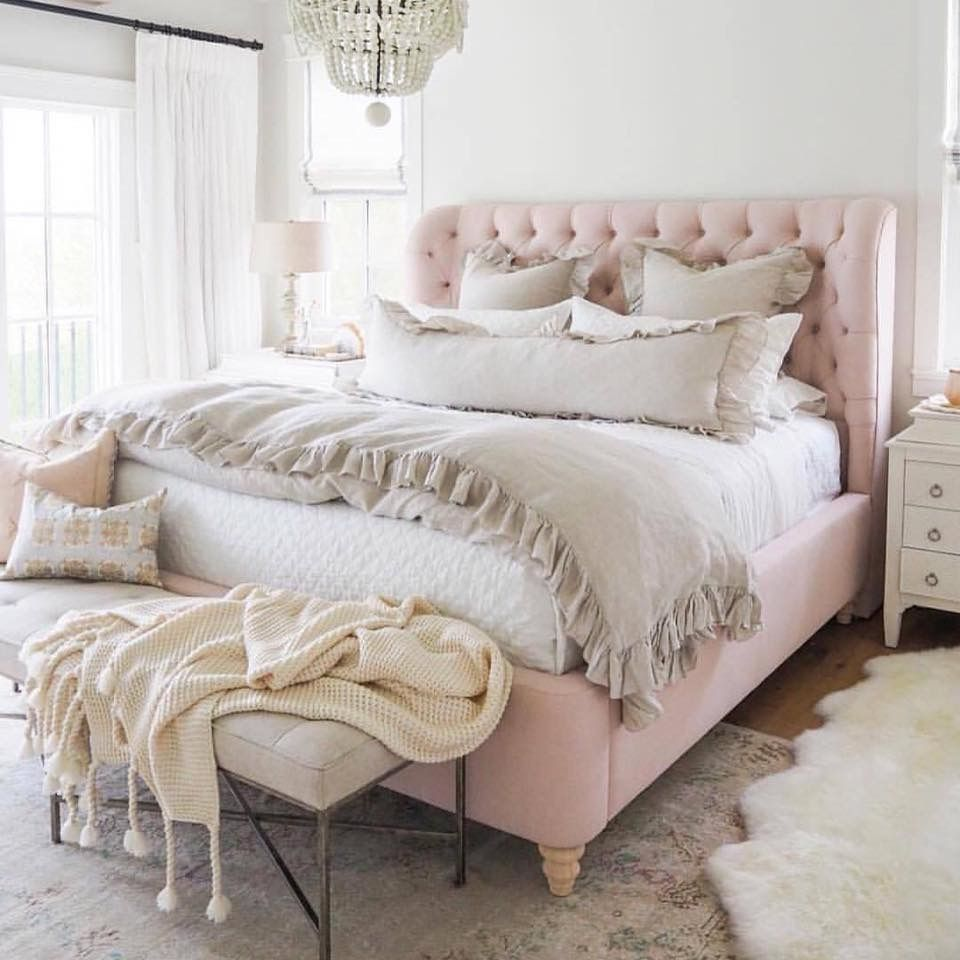 22+ Deco chambre cocooning rose inspirations