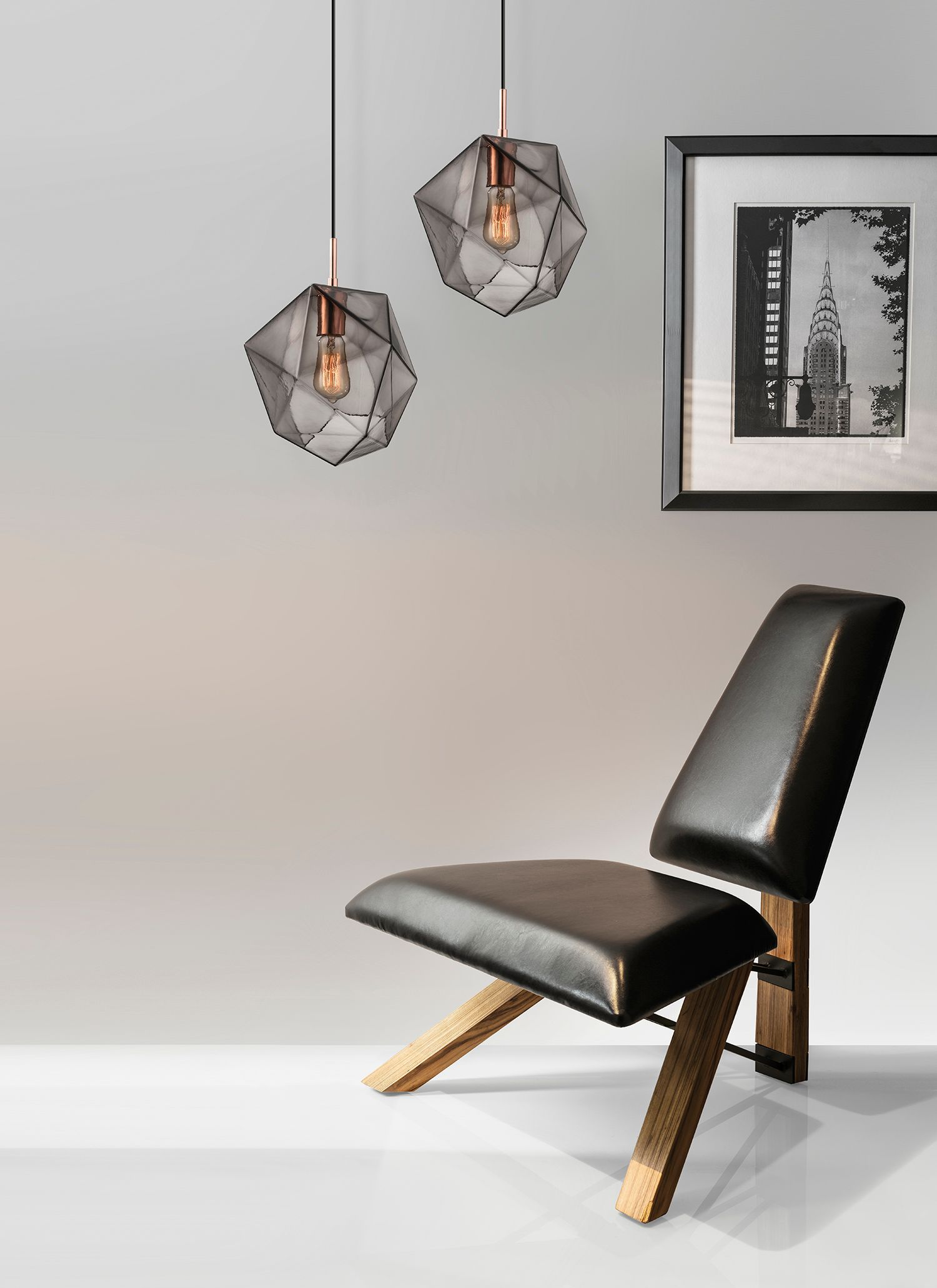 Hahn Chair In Black Simple And Modern Design With A Great 400 x 300