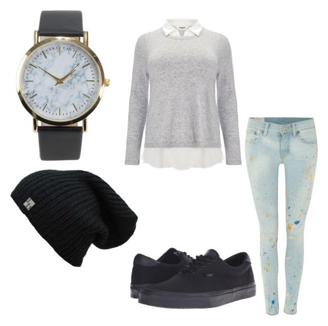 """Untitled #88"" by destinyaldridge on Polyvore featuring Studio 8, Polo Ralph Lauren, Vans and NLY Accessories"