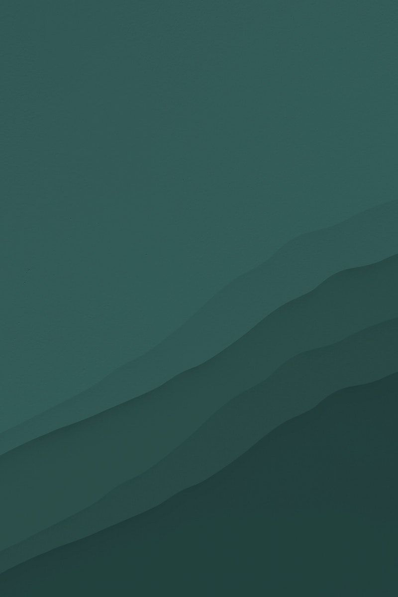 Download free illustration of Deep jungle green abstract background image