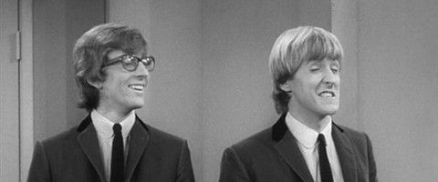 The Redcoats!  (The Dick Van Dyke Show)