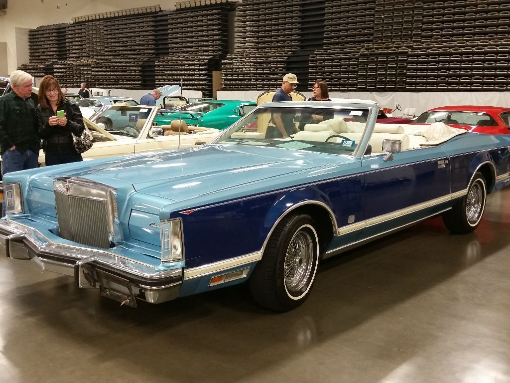 1978 Lincoln Mark V Concepts And Customs Factory And