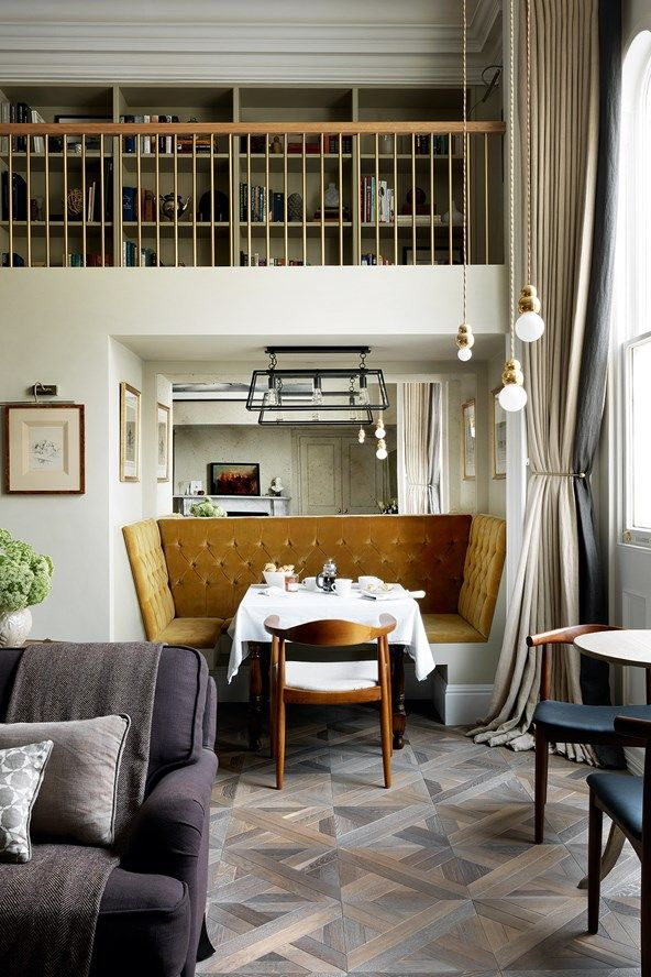 one room of a victorian mansion becomes a stylish flat pinterest