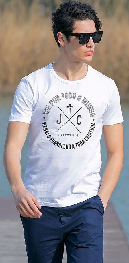 Camiseta Marcos 1615 Camisas De Hombre Frases Shirts Y T Shirt
