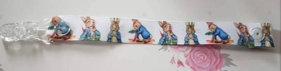 Peter Rabbit Dummy Clip