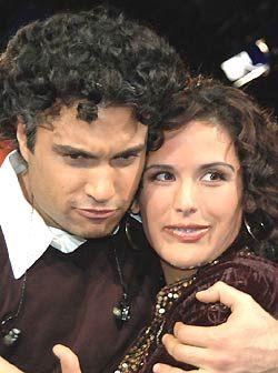 Jaime Camil y Angelica Vale 2008 - YouTube |Angelica Vale Y Jaime Camil