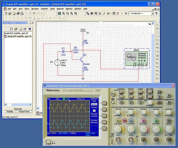 Electronic Workbench Free Download | Electronics | Electronic workbench, Electronic engineering