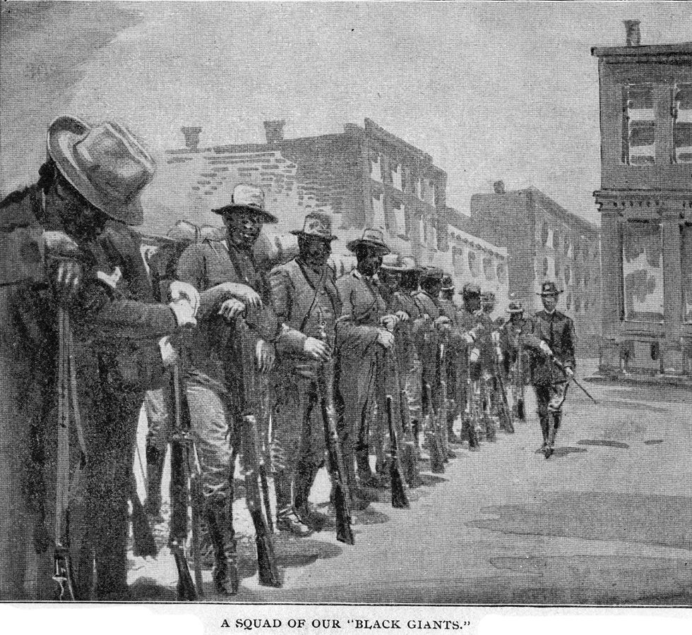 African Americans in the Spanish-American War
