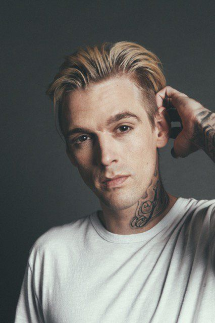 General picture of Aaron Carter - Photo 12 of 3247