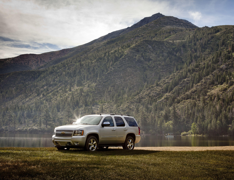 Chevrolet Tahoe Full Size SUV Chevrolet tahoe, Best