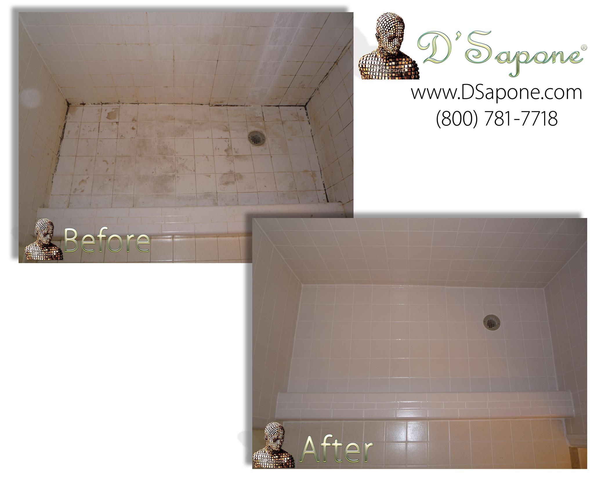 Shower Restoration Service In Atlanta Ga Cleaning Shower Tiles