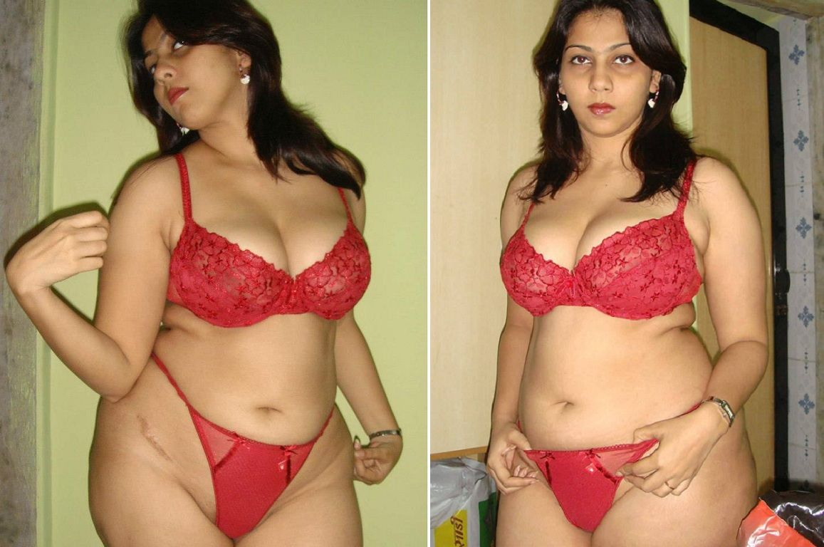 indian auntie panty Red