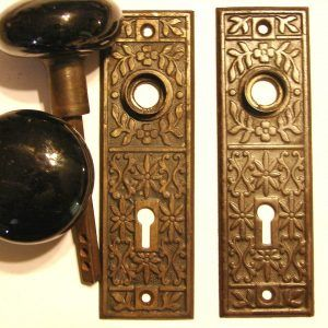 New Door Knobs For Old Doors