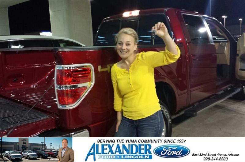 Congratulations To Jennifer Werrell On Your Ford F 150 Purchase From Jesse Rueda At Bill Alexander Ford Lincoln Newcar Ford Lincoln New Cars