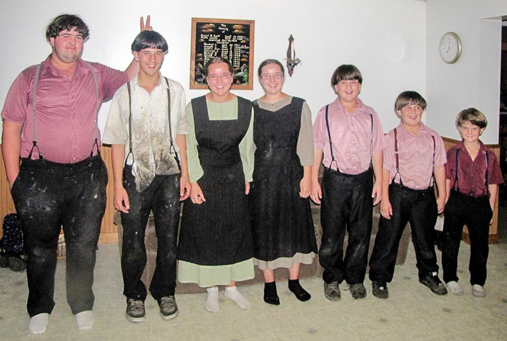 Amish people share the wild ways that their unusual