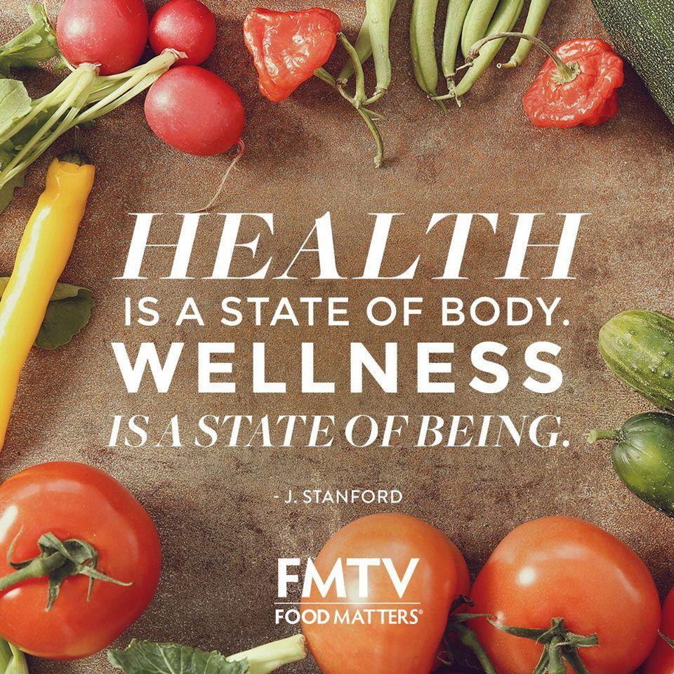 Fmtv food matters diet motivation health